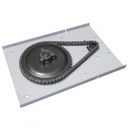 Shutter Bracket Set Sprocket for Roller Shutter Operator