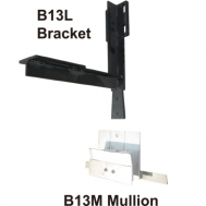 Central Bracket and Mullion